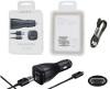 022# Samsung KFZ Schnellladegerät Dual-USB 15W mit Kabel EP-LN920BBEGWW Blister