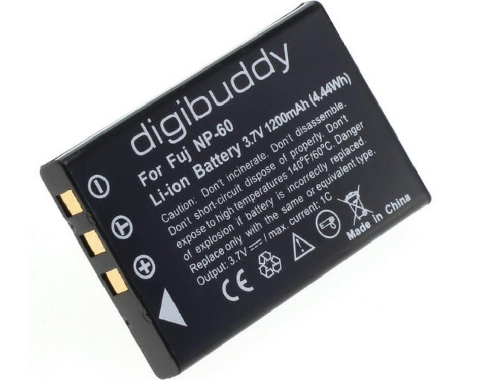 Power batería para prosio prosio slimneo xv9 cámara digital batería accu